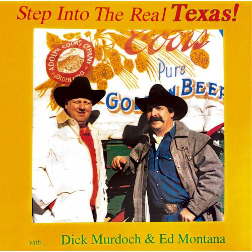 Step Into The real Texas! - Digital Album Download