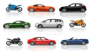 Cars, Motorcycles & Vehicles