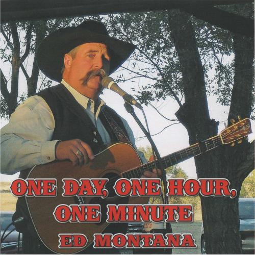 Ed Montana - One Day, One Hour, One Minute - Album Digital Download