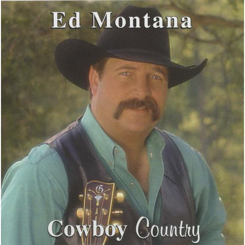 Ed Montana - Cowboy Country - Album Digital Download