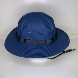 Patagonia Ops Hat Glass Blue S/M Bucket Hat Hiking Fishing Sun Common Threads