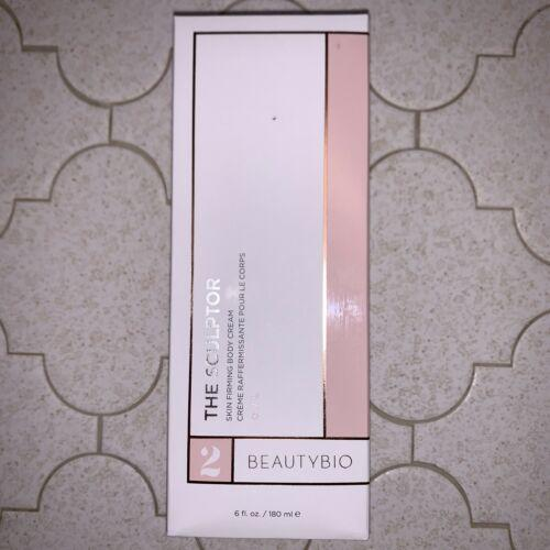 FACTORY SEALED -BeautyBio The Sculptor Skin Firming and Smoothing Body Cream 6oz