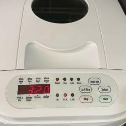 BREADMAN TR444 Bread Maker Machine  1/ 1.5/ 2 LB Loaf - Tested & Works Great!