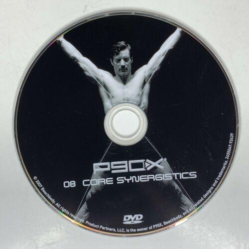 P90X Core Synergistics Beachbody The Workouts Disc 8 Replacement Disc Free Ship