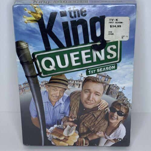 New The King of Queens - Season 1 (DVD, 2003, 3-Disc Set)