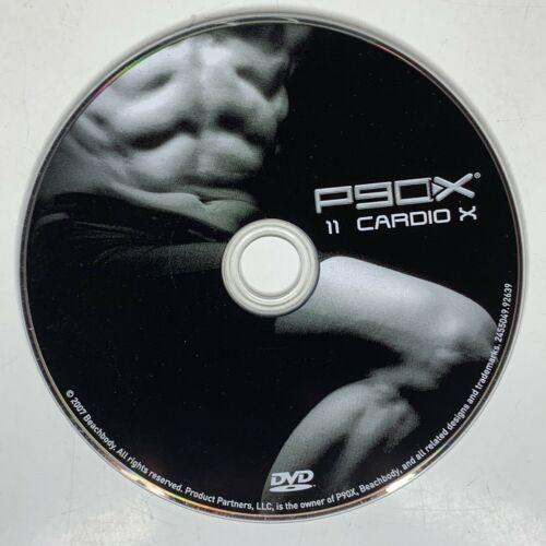 P90X Cardio X Beachbody The Workouts Disc 11 Replacement Disc Free Shipping