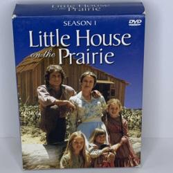 Little House on the Prairie Season 1 DVD Set 6 Discs Complete Tested Box Set